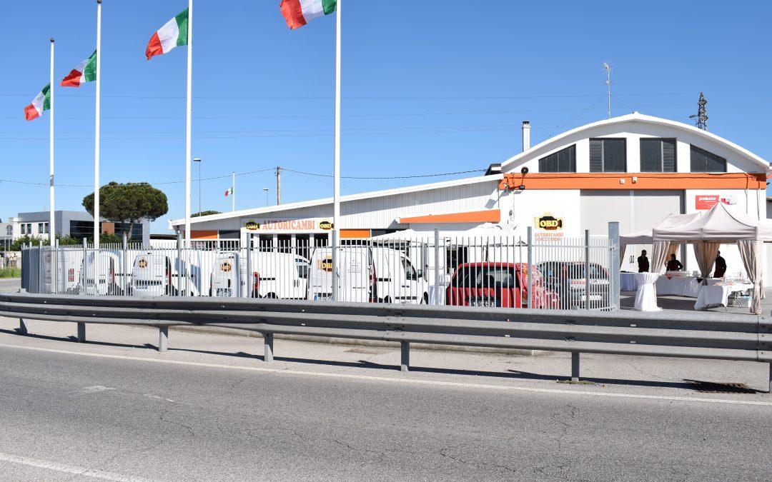 Inaugurazione Porto Viro